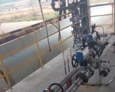 双氧水灌装槽车视屏
