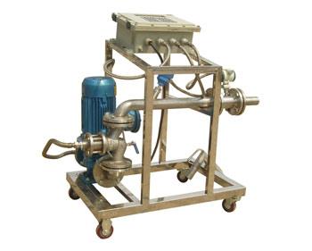 化工液体移动式灌装车