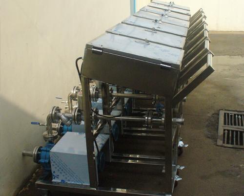 双氧水定量灌装设备
