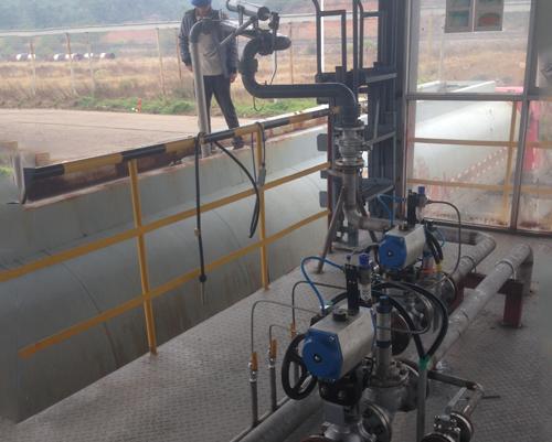 双氧水灌装槽车