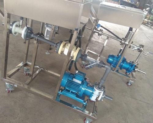 盐酸灌装设备