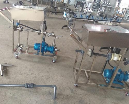 盐酸自动定量灌装机