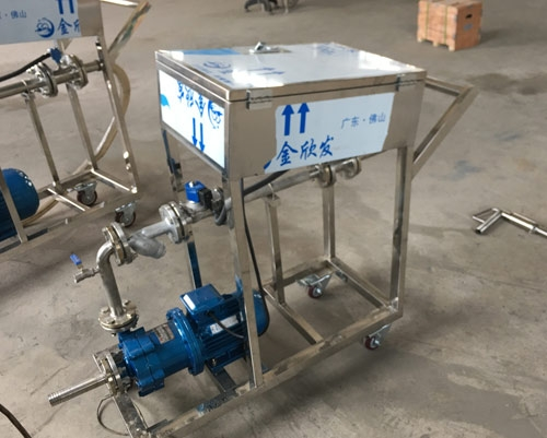 双氧水灌装设备