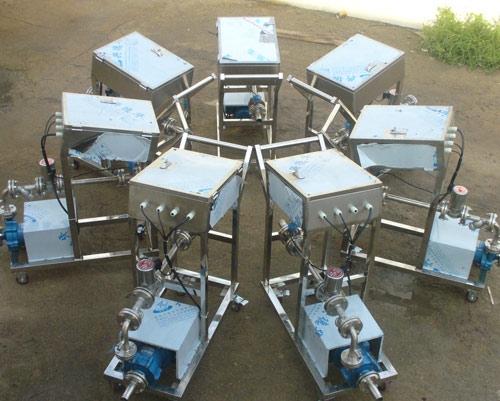 双氧水自动化灌装