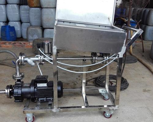 冰醋酸灌装大桶设备