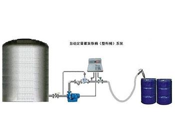 甲酸自动灌装大桶