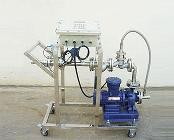二甲酯自动灌装大桶
