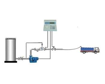 双氧水定量灌装25Kg中包装塑料桶