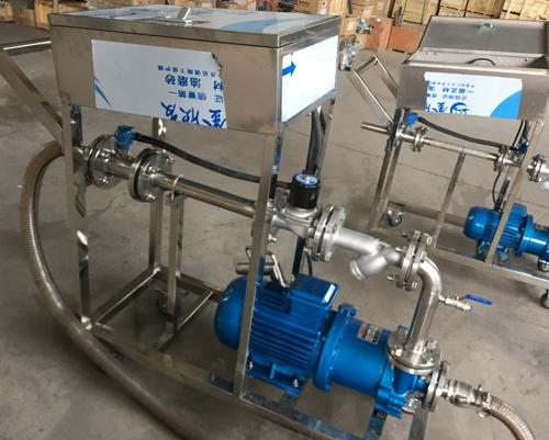 双氧水灌装180公斤大桶